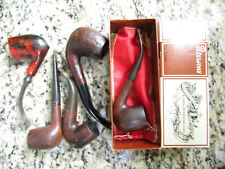 VINTAGE LOT SMOKING PIPE TOBACCO PIPES PETERSONS 211 MONARCH LARGO ANTIQUE