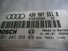 AUDI-STGT-MOTORSTEUERUNG/4D0  907  551  B  D/4D0907551B/0261203958/