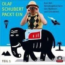 """OLAF SCHUBERT """"OLAF SCHUBERT PACKT EIN... CD NEU"""