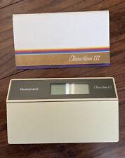 Honeywell Chronotherm Iii Digital Programmable Thermostat Heat/cool