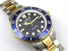 Rotary AGB00027/W/05 Men's Aquaspeed Divers Submariner Watch - 100m