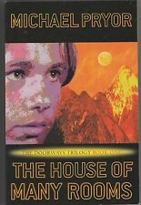 Doorways Trilogy: House of Many Rooms #1 by Michael Pryor (PB, 1998) **KAC**