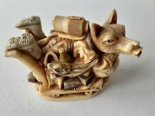 Harmony Kingdom Wolfie In Space Rw Cc Exc Uk Made Box Figurine No Box