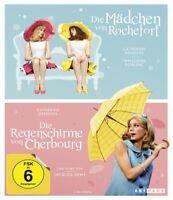 REGENSCHIRME V.CHERBOURG & MÄDCHEN V.ROCHEFORT-DENEUVE,CATHERINE  2 BLU-RAY NEU