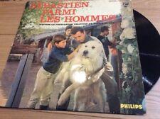 33 tours B.O. ..SÉBASTIEN PARMI LES HOMMES....feuilleton de CÉCILE AUBRY