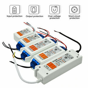 LED Driver Power Supply Transformer 240V - DC 12V for LED