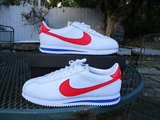 Nike Men's Cortez Classic Gump USA ID Retro Running Shoes W/Foam Tongue SZ 10