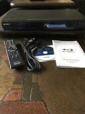 SONY Blue Ray Player BDP S350 + 12 Blue Ray DVD's