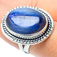 Large Kyanite 925 Sterling Silver Ring Size 8 Ana Co Jewelry R31012F
