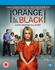 Orange Is The New Black Complete Series 1 Blu Ray All Episode First Season UK R2