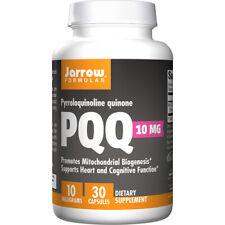 PQQ, 10mg x 30 Capsules, Heart, Cholesterol, Energy - Jarrow Formulas