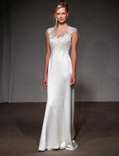 AUTHENTIC! Ulla Maija Anna Maier Grace 4404 Wedding Dress Size 8 10 $4.6K NEW!
