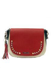Schicke Desigual 2 in 1 Handtasche Schultertasche Tasche Bols Cracovia Tricolor