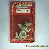 Metal Chaos Minotaur Blister - Warhammer Age of Sigmar C1023
