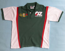 Austin Healey 2006 Testimonial Rugby Shirt (Lions, Tigers and Roses) - YXL