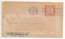 "NEW ZEALAND TRADE METER COVER 25/6/1962 SLOGAN CANCEL""OPEN A LAY-BY P/O ACCOUNT"""