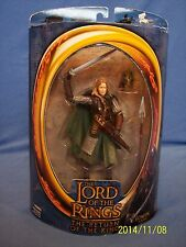 Nib Lord of the Rings Eowyn in Armor Action Figure Return of the King ToyBiz