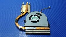 "Dell Inspiron 15.6"" 15R-5537 OEM CPU Cooling Fan 74X7K w/ Heatsink FNXPD GLP*"