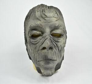 Vintage Fun World Div Glow in the Dark Carlisle Full Monster Mask NOT Don Post