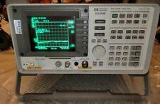 Agilent Hp 8595e 9 Khz 6 Ghz Spectrum Analyzer