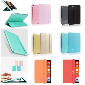 "CUSTODIA IPAD AIR 1/ 2 2017 2018 iPad 5/ 6 "" 9.7 ""SMART COVER  MAGNETICA"