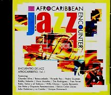 AFRO CARIBBEAN JAZZ ENCOUNTER VOL.1- NORO MORALES,BOBBY VALENTIN,RICHIE RAY - CD