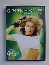 Carmen Electra's The Lap Dance & Hip Hop Disc 4&5 DVD
