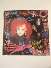"Culture Club ‎– Waking Up With The House On Fire  1984  [V2330]  12"" Vinyl"