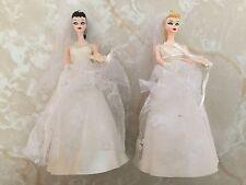 Barbie Hallmark Keepsake Christmas Ornament 1997 Wedding Day Bride Brunette Lot