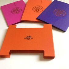 Hermes Sticky Notes Pisth Brownpinkblue Set Of 3 Special Edition