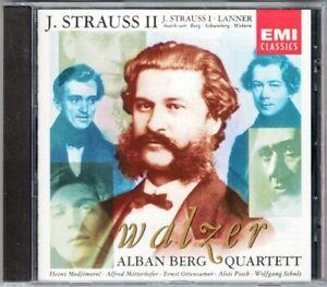 ALBAN BERG QUARTETT WALZER J. Strauss II Lanner Marien Schatz Kaiser Waltz Polka