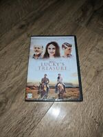Lucky's Treasure (DVD, 2017) FACTORY SEALED
