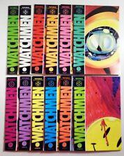 Watchmen #1 - #12 Complete