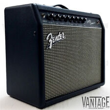 "Fender Super Champ X2 - 15 Watt 1x10"" Guitar Combo Tube Practice Amp w/ Effects"