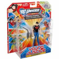 DC Universe Young Justice Superboy Figure -  Collect-and-Connect