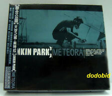 LINKIN PARK Meteora 2003 Taiwan [CD+VCD] Asia Tour Limited Edition New Sealed