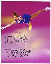 USA GRACIE GOLD  Signed 8x10  2014 Sochi Olympics