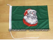 Fahnen Flagge Frohe Weihnachten Bootsfahne Tischwimpel - 27 x 40 cm