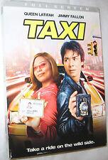 Taxi DVD, 2005, Full Screen, Pan & Scan version Comedy FREE SHIPPING U.S.A.