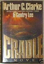 ARTHUR C. CLARK ~ CRADLE ~ GENTRY LEE ~ 1st PRINT HC