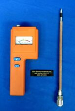 Delmhorst F6 Analog Hay Moisture Meter Tester Value Package, 1 Year Warranty
