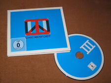 DVD + CD  Chickenfoot III LTD CD + DVD ( VAN HALEN,JOE SATRIANI ) LIMITED****