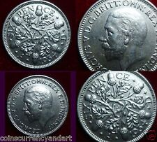 1934  Great  Britain Sixpence UK  Coin