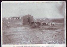 1919  --  LENS  SORTIE D ECOLE ECOLE PROVISOIRE  R449