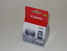 Genuine Canon MP490 PG-210 XL black ink 210 MP280 MP495 MP499 MX360 MX410 MX420