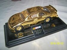 NASCAR Reflections In Gold 24K 1:24 Diecast #4 Bobby Hamilton 1753 limited