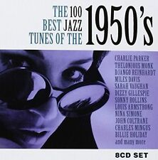 Various Artists - 100 Best Jazz Tunes of the 1950s (2011)