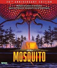 Mosquito: 20th Anniversary Edition (2015, Blu-ray New)