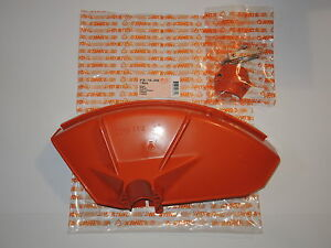4116 8102 Original Stihl Mähschutz für Stihl FS 500 FS 550 L + Befestigungssatz