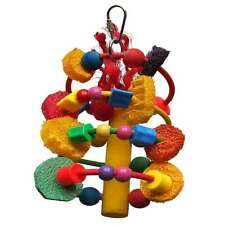 Liberta perroquet Essentials Abacus Play Time Anneaux Bird Toy
